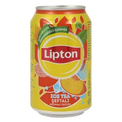 Lipton Ice Tea Şeftali Aromalı 330 ml