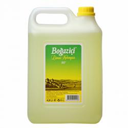 Boğaziçi Kolonya Bidon 4.8 LT (80° Limon Kolonyası)