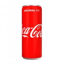 Coca-Cola Kutu 330 Ml