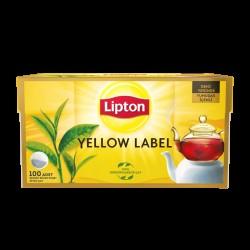 Lipton Demlik Poşet Çay Yellow Label 100'Lü