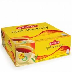 ÇaykurSiyah Süzen Poşet Çay 200gr
