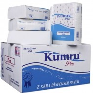 Kumru Plus Dispenser Z Havlu